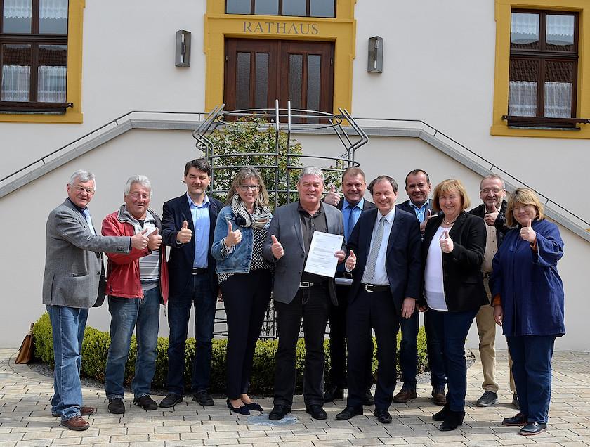 Würzburger Norden erhält Unterstützung für die Umsetzung der gemeinsamenProjekte